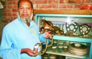 পরিবেশ পদকপ্রাপ্ত তানোরের কৃষক মো. ইউসুফ মোল্লার এর সাথে বারসিক নিউজ.কম এর কথপোকথন