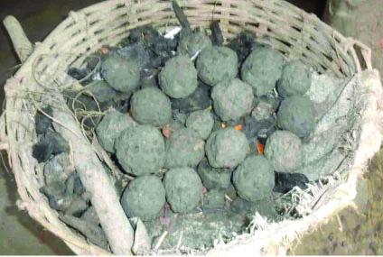 গুল: ব্যয় সাশ্রয়ী পরিবেশবান্ধব জ্বালানি