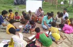 বরেন্দ্র বিশ্ববিদ্যালয়ের শিক্ষার্থীদের ছোট্ট স্বপ্ন'র পথচলা