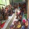 শিক্ষা স্বাস্থ্য কেন্দ্রে মণিঋষির সন্তানেরা পড়াশোনার সুযোগ পাচ্ছে