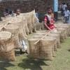 উপকূলীয় এলাকায় এখনও দেদারসে ব্যবহৃত হচ্ছে দেশী মাছের ফাঁদ চাই