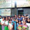 """স্বপ্নের কারিগড় একজন মিন্টু স্যার: দরিদ্র শিক্ষার্থীদের ঠিকানা """"শিক্ষার আলো"""" পাঠশালা"""