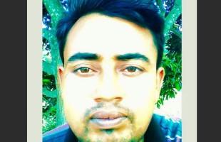 প্রতিভাবান ড্রামস বাদক আব্দুল বারী