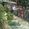 চরাঞ্চলে যুবকদের উদ্যোগে ১০০০ বৃক্ষরোপণ