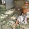 বাঁশ কঞ্চির কাজ করে স্বাবলম্বী তিনশ' পরিবার
