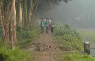 মানিকগঞ্জে নতুন আবহাওয়ায় শিশুসহ অনেকেই অসুস্থ হয়ে পড়ছেন