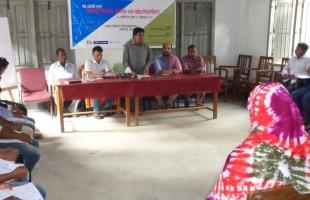 রাজশাহীতে বিয়াসের স্বল্প মেয়াদী কোর্স: জলবায়ু পরিবর্তন, বৈচিত্র্য ও আন্তঃনির্ভরশীলতা