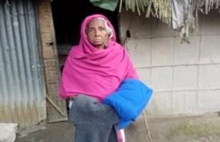 সামান্য সহায়তাতেই খুশিতে আত্মহারা দরিদ্র জনগোষ্ঠী