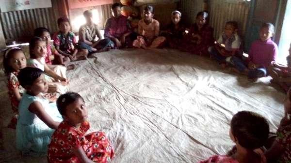 রিকু রানী পাল এবং তার শিশু বিকাশ কেন্দ্র
