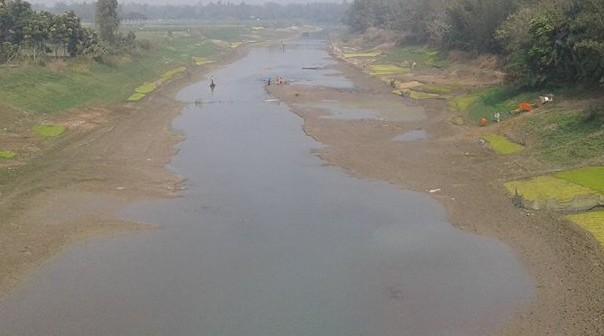 চলনবিলের নদ-নদী এবং খাল-বিল শুকিয়ে যাওয়ায়  বিপর্যয় ঘটছে সার্বিক পরিবেশের