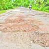 সড়ক পথে সুন্দরবন পর্যটনের মূল বাধা বেহাল রাস্তা