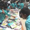 শিক্ষার্থীদের মননশীলতা সৃষ্টিতে মানিকগঞ্জে ভ্রাম্যমান বইমেলা