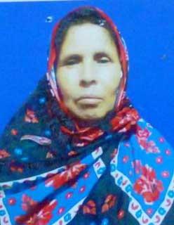 Sufia Khatoon