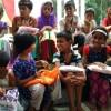 ছোট বন্ধুদের সাথে আমরা বন্ধুর ঈদ আনন্দ