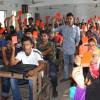 মাদক, ইভটিজিং-বাল্য বিবাহকে শিক্ষার্থীদের লাল কার্ড দেখালো শিক্ষার্থীরা