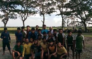 মৌজেবালী যুব সংগঠনের উদ্যোগে ফুটবল টুর্নামেন্ট আয়োজন
