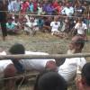 ঘিওরে ব্যতিক্রমী হাডুডু খেলা