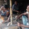 টুং টাং শব্দে মাতোয়ারা কামারশালা