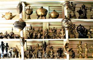 হাজার বছরের ঐতিহ্য ধামরাইয়ের কাঁসা-পিতল শিল্প