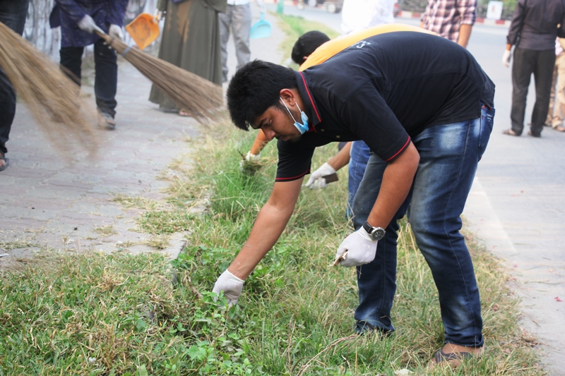 Cleanliness campaign _YASC -07.11.18 (1)