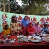 গোদাগাড়ীতে বিনিময়ের বীজ পেল কৃষক-কৃষাণীরা