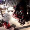 কালের গর্ভে বিলীন হয়ে যাচ্ছে শখের মৃৎশিল্প