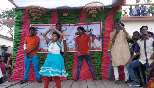 শ্যামনগরে নববর্ষের আগমনে গ্রামীণ খেলাধুলা অনুষ্ঠিত