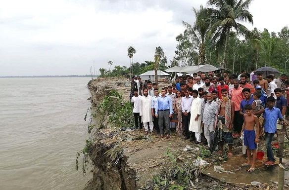 Manikgonj River