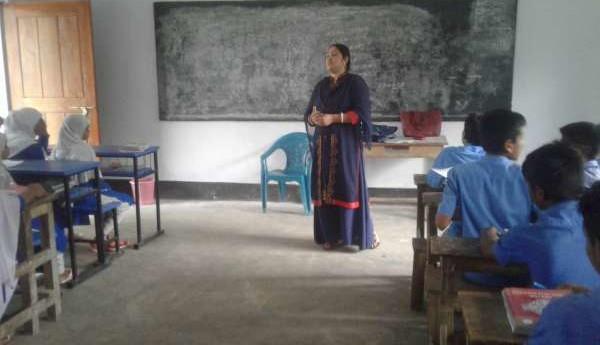 কামার সমাজ উন্নয়নে অঞ্জনা রানী কর্মকার'র উদ্যোগ
