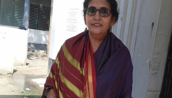 নারী আন্দোলনের আলোকবর্তিকা শাহিন আক্তার