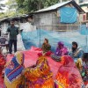 পানীয় জলের চরম সঙ্কটে সাতক্ষীরার বস্তিবাসীদের