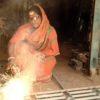 লোহার সাথে যুদ্ধ করে  জয়ী শ্যামনগরের জবা রানী দেবনাথ