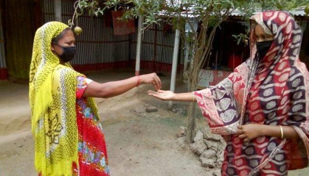 বীজ বিনিময় ও গ্রামীণ নারীদের করোনাকালীন মহামারী মোকাবেলা