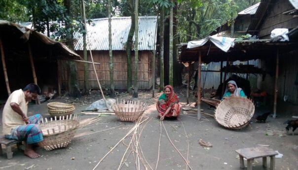 করোনা মোকাবেলায় গ্রামীণ নারীর ভূমিকা