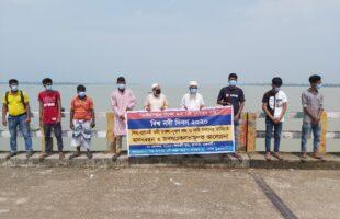 'জীবন্ত সত্তা' নদীগুলোকে সুরক্ষা করি