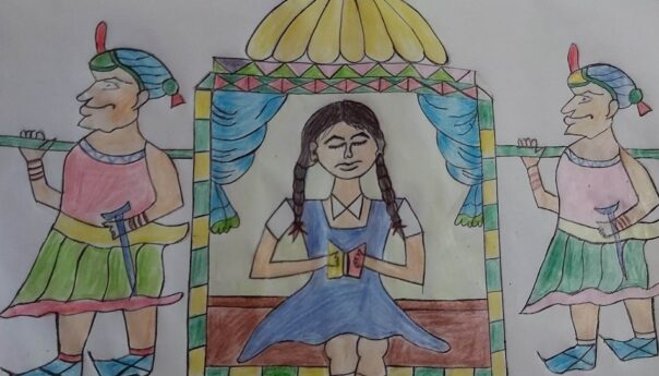 আসুন বাল্য বিয়ের বিরুদ্ধে সোচ্চার হই বন্ধের উদ্যোগ নিই